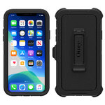 OtterBox Defender Shockproof Case for Apple iPhone 11 Pro Max - Black